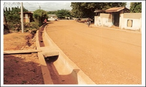 Drainage improvement and rehabilitation