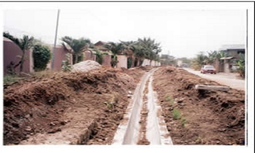 Execution of Drainage at Nwanwa